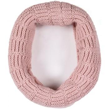 Accessoires textile Femme Echarpes / Etoles / Foulards Mokalunga Snood Komin vieux-rose
