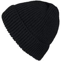 Accessoires textile Femme Bonnets Mokalunga Bonnet Alba Noir