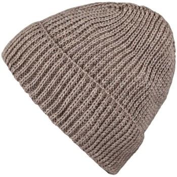 Accessoires textile Femme Bonnets Mokalunga Bonnet Alba Taupe