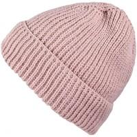 Accessoires textile Femme Bonnets Mokalunga Bonnet Alba vieux-rose
