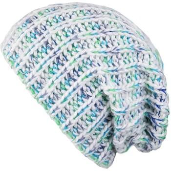 Accessoires textile Femme Bonnets Mokalunga Bonnet Leana Blanc