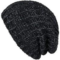 Accessoires textile Femme Bonnets Mokalunga Bonnet Leana Noir
