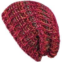 Accessoires textile Femme Bonnets Mokalunga Bonnet Leana Fuchsia