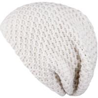 Accessoires textile Femme Bonnets Mokalunga Bonnet Layra Blanc