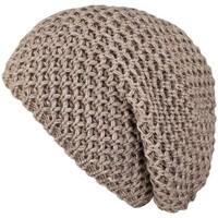 Accessoires textile Femme Bonnets Mokalunga Bonnet Layra Taupe