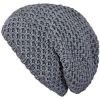 Accessoires textile Femme Bonnets Mokalunga Bonnet Layra Anthracite