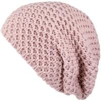 Accessoires textile Femme Bonnets Mokalunga Bonnet Layra vieux-rose