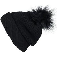 Accessoires textile Femme Bonnets Mokalunga Bonnet Komin Noir