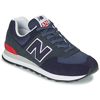 Chaussures Baskets basses New Balance 574 Bleu