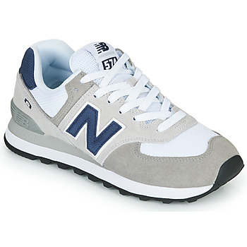 Chaussures Baskets basses New Balance 574 Gris