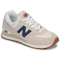 Chaussures Baskets basses New Balance 574 Gris / Bleu