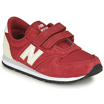 Chaussures Enfant Baskets basses New Balance 420 Rouge