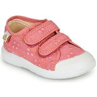 Chaussures Fille Baskets basses Citrouille et Compagnie MELVINA Rose