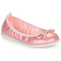 Chaussures Fille Ballerines / babies Citrouille et Compagnie INOBALI Rose