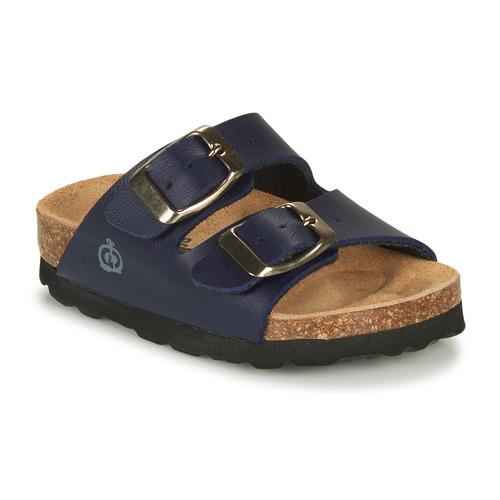 Chaussures Garçon Mules Citrouille et Compagnie MISTIL Marine