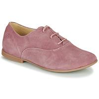 Chaussures Fille Derbies Citrouille et Compagnie MISTI Rose