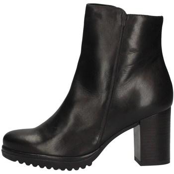 Chaussures Femme Low boots Keys K-067 NOIR