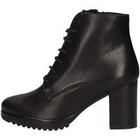 Chaussures Femme Low boots Keys K-065 NOIR