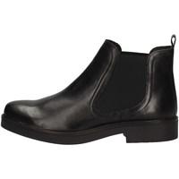 Chaussures Femme Low boots Keys K-071 NOIR