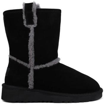 Chaussures Femme Bottes de neige Sandra Fontan  Noir