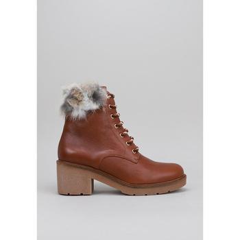 Chaussures Femme Bottines Sandra Fontan  Marron