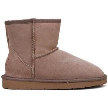 Chaussures Femme Bottes de neige Krack  Marron