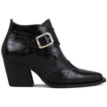 Chaussures Femme Low boots Roberto Torretta MICAELA Noir