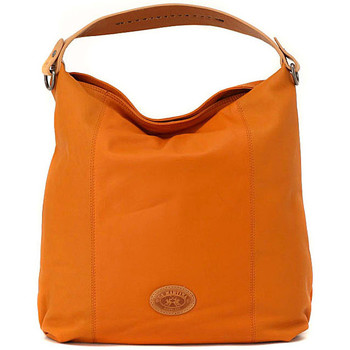 Sacs Femme Sacs porté épaule La Martina DELTA ORANGE HOBO BAG Multicolore