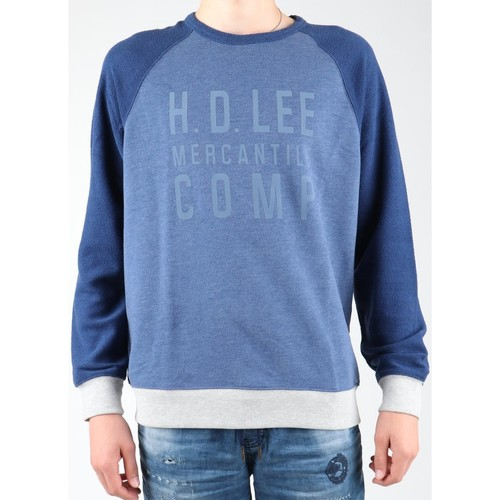 Vêtements Homme Polaires Lee Graphic Crew SWS L80ODELR nie