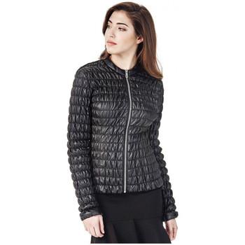 Vêtements Femme Blousons Guess Veste Femme Matelassé Emily Noir W82L11 38