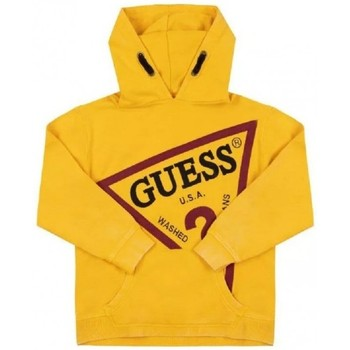 Sweat-shirt enfant Guess Enfant Sweat Unisex H94J01 Jaune