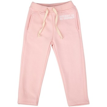 Vêtements Enfant Pantalons Interdit De Me Gronder VOGUE Rose