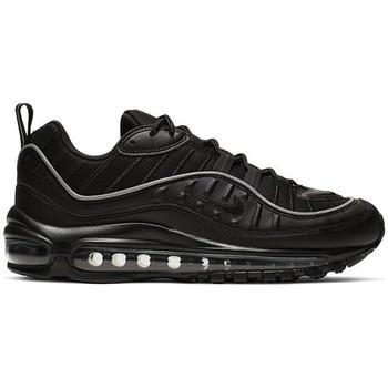 Chaussures Running / trail Nike W AIR MAX 98 / NOIR Noir