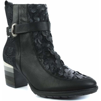 Chaussures Femme Bottines Maciejka 04172-01 Noir