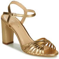 Chaussures Femme Sandales et Nu-pieds Jonak VINTO Platine