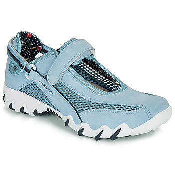 Chaussures Femme Running / trail Allrounder by Mephisto NIRO Bleu