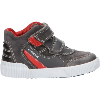 Chaussures Garçon Boots Geox B94A7A 022ME B KILWI Gris