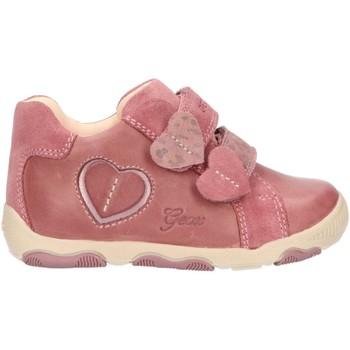 Chaussures Fille Multisport Geox B940QC 0CL22 B N BALU Rosa