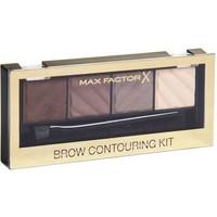 Beauté Femme Maquillage Sourcils Max Factor X   Palette contouring sourcils Brow Autres