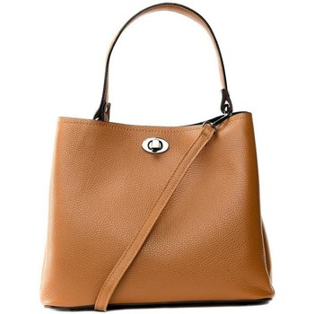 Sacs Femme Sacs porté épaule Oh My Bag PRAGUE Marron Camel foncé