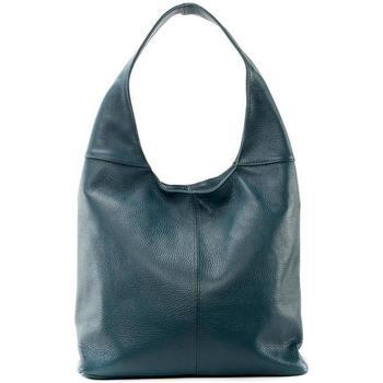 Sacs Femme Sacs porté épaule Oh My Bag ELLEN Bleu canard