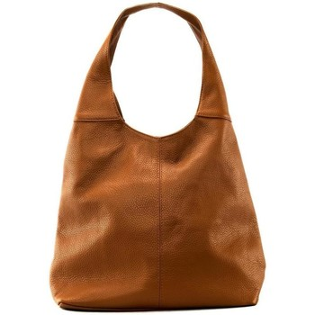 Sacs Femme Sacs porté épaule Oh My Bag ELLEN Marron Camel foncé