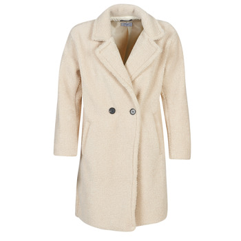 Vêtements Femme Manteaux Betty London  Beige