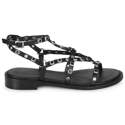 Prix Réduit Chaussures ihjdfh465DHU Bronx THRILL Noir