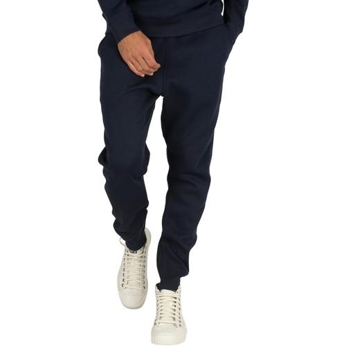 Vêtements Homme Pantalons de survêtement G-Star Raw Type de base Premium Joggers bleu