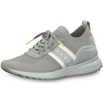 Chaussures Femme Baskets mode Tamaris 23709 gris
