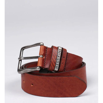 Accessoires textile Homme Ceintures Accessoires Redskins RED HELLS COGNAC Cognac