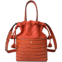 Sacs Femme Sacs porté épaule Kesslord GLAMOURINO TESSY_CC_BQ Orange