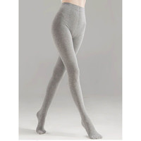 Sous-vêtements Femme Collants & bas Bec Collection Collant chaud coton Gris