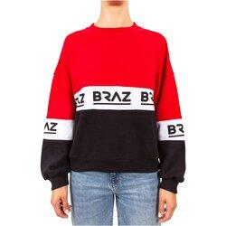 Vêtements Femme Sweats Braz 120972TSH Rouge